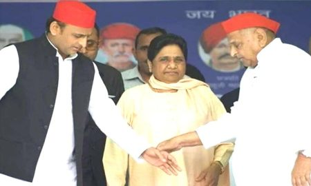 UP: Mayawati breaks alliance with SP