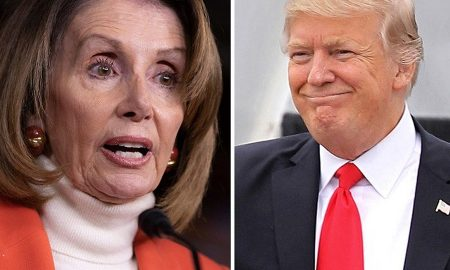 America: Speaker of the House of Representatives says impeachment on Trump they should be put in jail