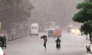 n Haryana, Punjab, Rajasthan, Jharkar rainy cloud