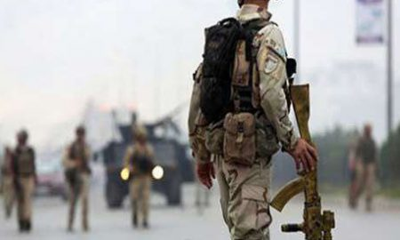 11 militant heaps in military action in Afghanistan