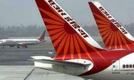 Air India lost Rs 430 crore