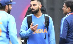 BCCI: Virat captain on West Indies tour