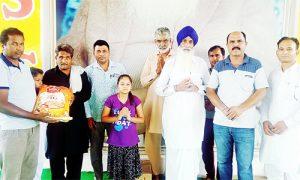 Block Khoieyar organized Sarwar's special name