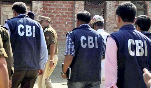 CBI raids on Bulandshahr DM's house