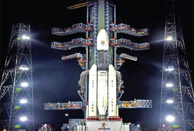 Chandrayaan-2: Crossing the Moon