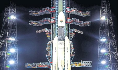 Chandrayaan-2 / night at 1:30 pm the temperature and pressure in the rocket was taken abnormal the decision to stop countdown