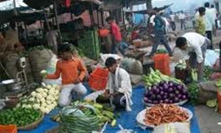 EO sir, pay attention to the vegetable market