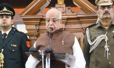 Fagu Chauhan becomes new governor of Bihar