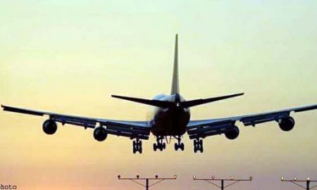 Fastest increase in the number of air passengers by five months