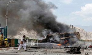Four killed, many injured in Afghan bomb blast