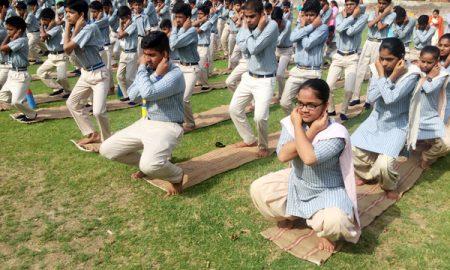 Holidays finish, Super Brain Yoga begins academy