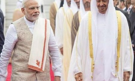 India-UAE relations will get new height