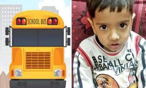 Innocent, painful death came under school bus