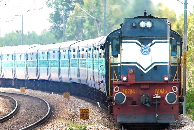 Trains From Kota
