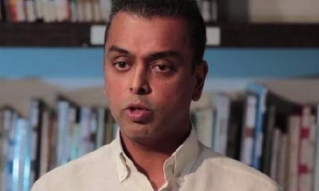 Milind Deora resigns in support of Rahul
