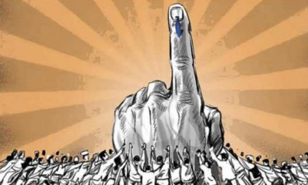 Politics is not service, fame and power