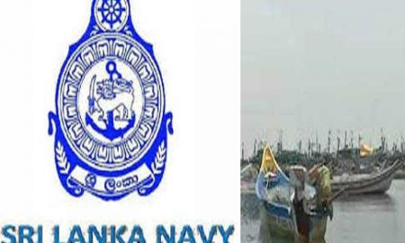 Sri Lankan Navy detains 7 Indian fishermen