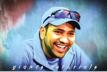 Team India strong column Rohit Sharma