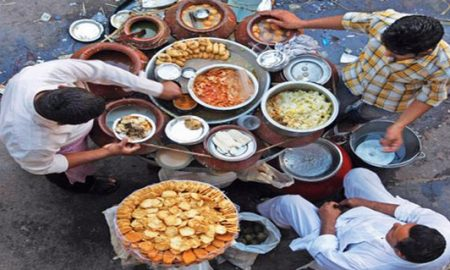 The food that will be made on the rajnas