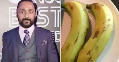 The price of two bananas is Rs. 442.50