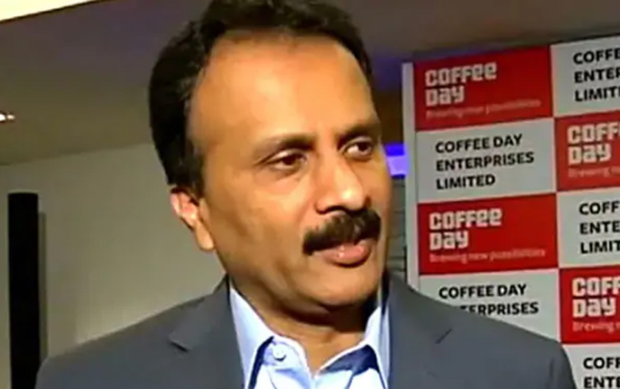 Cafe Coffee Day owner VG Siddhartha