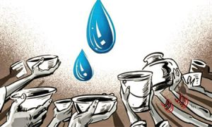 Water Crisis: Needs Resolve Time