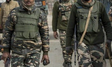 Army and Air Force Highlights in Kashmir