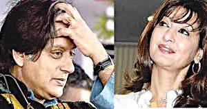 #Delhi Police,#Sunanda Pushkar case, Charge of abetment of decision against Tharoor