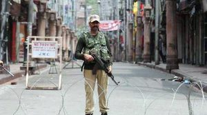 Kashmir Section 3500 and 35A