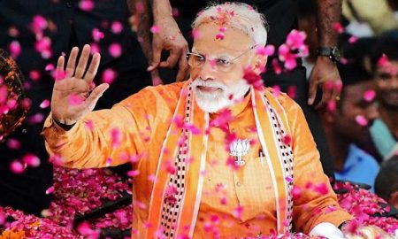 Modi completes union's dream by removing section 370
