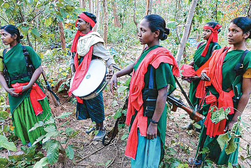 #Naxalism, #West Bengal