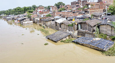 Outbreak of monsoon, not ready despite warnings