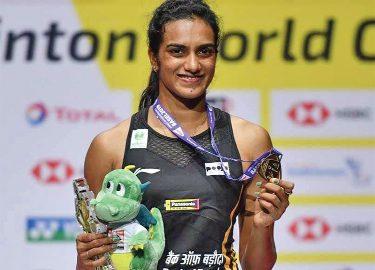 #PV Sindhu, Princess of Indian Badminton