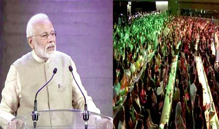 #Prime Minister Modi, Corruption and terror in India was curbed