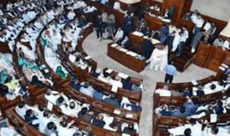 Public issues were ignored in politics #Punjab Legislative Assembly #crop