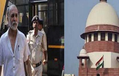 Tejpal's petition rejected in Supreme Court
