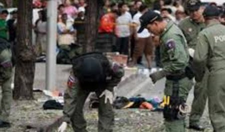 Two injured in Bangkok