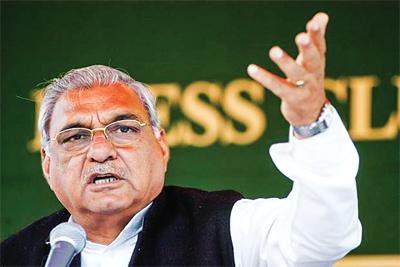 politics of Haryana