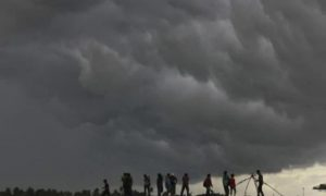 Heavy rain alert