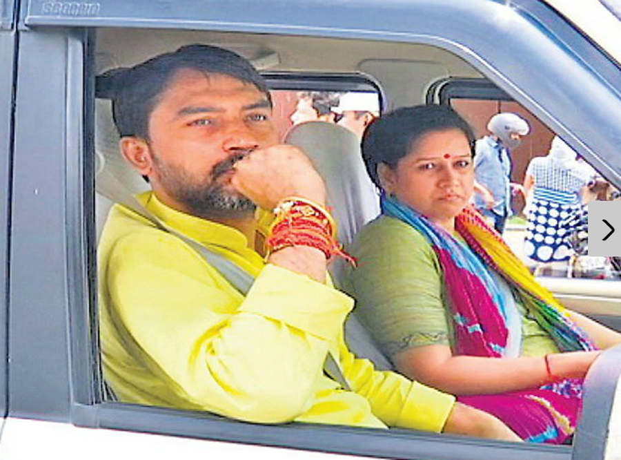 Bihar: Union minister Ashwini Choubey's car left without fine three policemen including SI suspended
