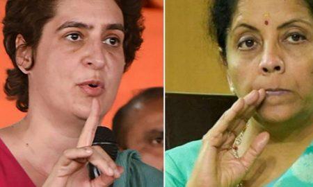 Finance Minister needs to rise above politics and speak truth to public: Priyanka Gandhi