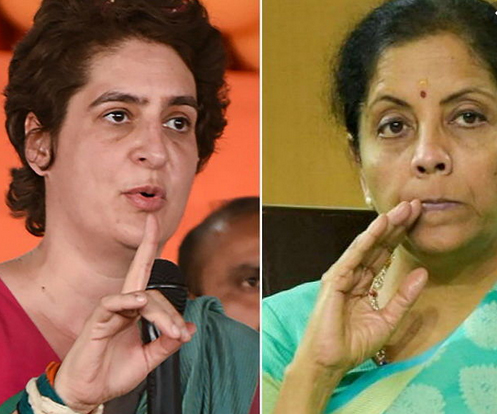 Finance Minister needs to rise above politics and speak truth to public: Priyanka Gandhi