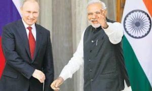 #India, #Russia,#Modi