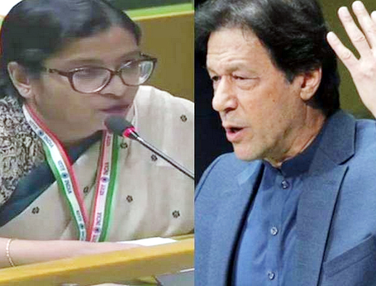 India exposes Pakistan's lies, says Pak gives pension to terrorists