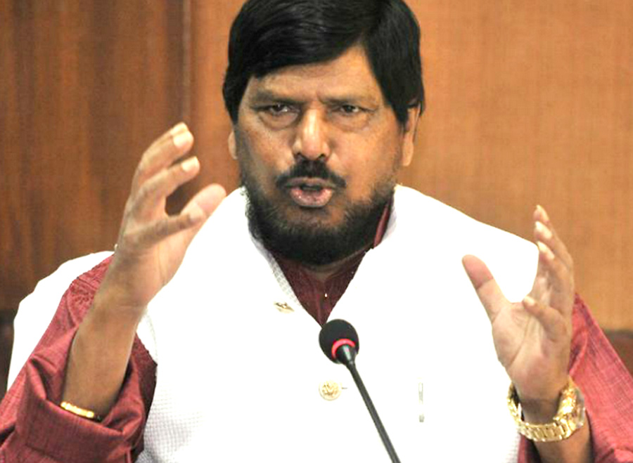Kashmir: Union Minister Athawale said - If Pakistan wants to talk to India then POK will have to be returned
