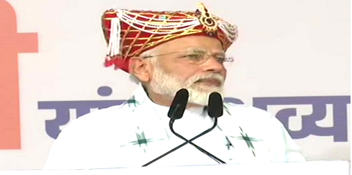 Nashik: Modi's advice on Ram temple - Hearing is going on in Supreme Court, statement be brave, respect the justice system