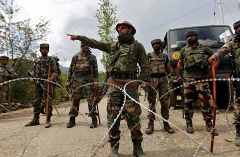 Pak deployed 2000 troops in Bagh and Kotli sector near LoC