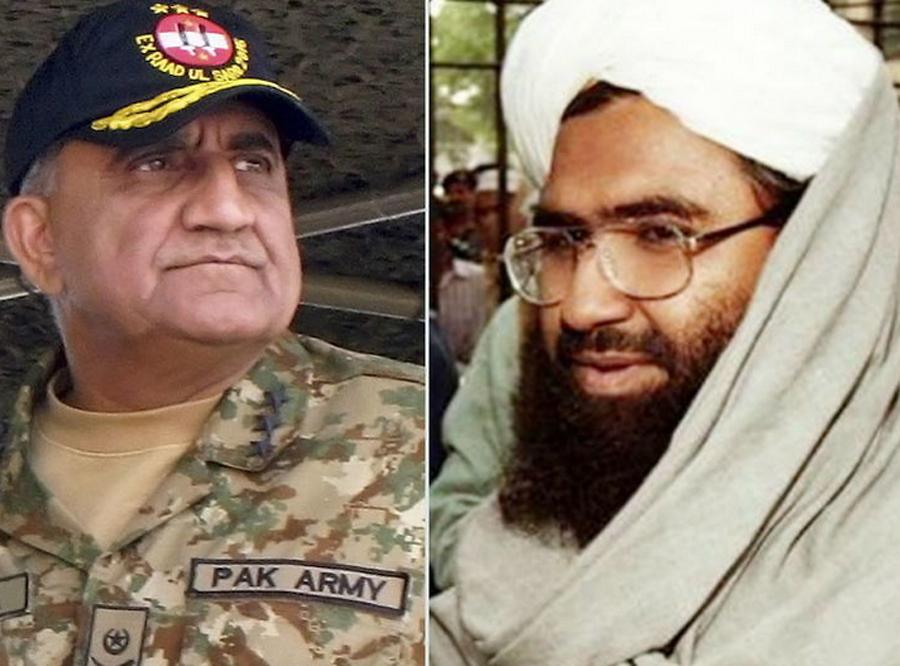 Report: Pak releases Masood Azhar for terrorist attacks deploys additional troops on Rajasthan border