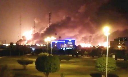Saudi Arabia: Drones blast at 2 installations of world's largest oil company Aramco