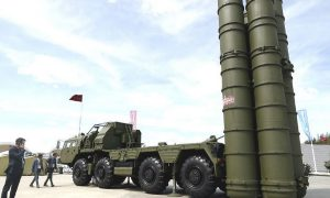 Security: Russia said - India will get S-400 air defense missile system in 18-19 months